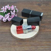 Cheap Portable Funny Lipstick Shape Smoking Pipe, shisha hookah bong tobacco grinder gift rolling machine paper vaporizer supplier bruce