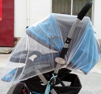 Wholesale Summer Mosquito Net For Baby Crib Stroller Infant Mosquito Baby Bed Net Mosquito Net for all cart baby summer bed net years