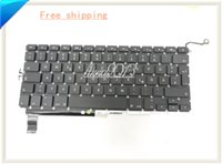 Wholesale For Macbook Pro A1286 German keyboard for year of
