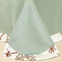 aqua color bedding - Cheap Soft Floral Bedclothes Aqua Printed Bedding Set Cotton Duvet Cover Set