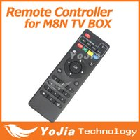 Wholesale 10pcs M8N Remote Controller for M8N M8 Android TV Box replacement Remote Control for M8 Serial Box