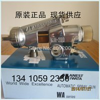 Wholesale WA P Iwata Japan automatic spray guns WA200 P original anest iwata from Japan mm nozzle