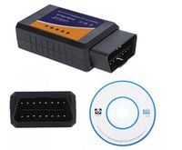 Wholesale HOT Wi Fi wifi ELM ELM327 OBD OBD2 OBDII Protocols Auto Car Diagnostic Interface Scanner Tool