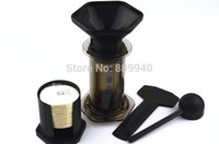 aeropress filter - Popular High quality DIY Coffee Maker Aeropress with Filter