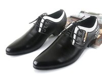 Wholesale New Mens Oxford Shoes Genuine Leather Fashion Dress Office Luxury Autumn Sneakers For casual Shoes oxfords shoes women