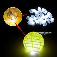paper lanterns led - Freeshipping LED ballon light white Balloon lamp for Paper Lantern Balloon wedding party decor