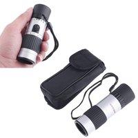 achat en gros de poche portée-Haute définition Mini Pocket Zoom télescope monoculaire oculaire avec Gleam vision nocturne Lunettes terrestres pour la chasse afin de 18Personne $ t