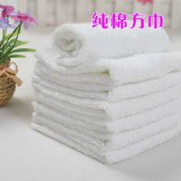 Wholesale 2014 NEW cm Cotton Kids handkerchief Hand Towel for Adult and baby towels bibs Color random