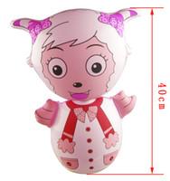 Precio de Polivinílico-Juguete inflable de los juguetes inflables de los niños juguete de Roly-poli en los infantes