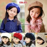 Girl beanie ear muffs - Kids Cap Beanie Hat Caps Girls Caps Korean Berets Caps Hats Children Caps Girls Hats Spring Autumn Wool Cap Kids Hat Children s Accessories