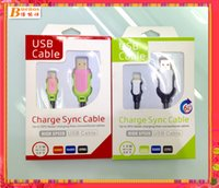 iphone 5 cables - 2015 New USB Charge Sync Cable Fast Charging Transfer Sync G Meter FT For Ipad Iphone S
