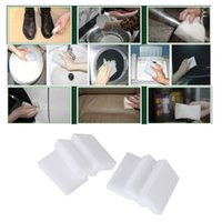 Wholesale New Magic cleaning sponge cleaning melamine multi functional eraser x6x2cm for car kitchen