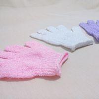 body wash - Skin Care Loofah Moisturizing Gloves Bath Glove Exfoliating Gloves Body Scrubber Bath And Body Wash Bath Sponge Shower Towel
