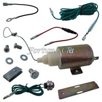 Wholesale Universal car Trunk Release Kit For Trunk Release Purpose Dc12v In Stock