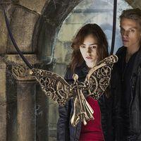angels bones - The Mortal Instruments City of Bones Hell Clockwork Angels Pendant Necklaces Statement necklace movie jewelry