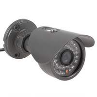 Wholesale H MP Security IP Camera Outdoor CCTV Full HD P Megapixel Bullet Camera IP P Lens IR Cut Filter ONVIF LED