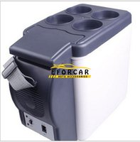 Wholesale Mini Portable DC V L Electric Heater Cooler Warmer for Car and Home Refrigerators Freezers New