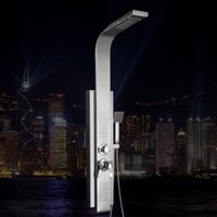 Wholesale Bathroom Shower Panel System With Rain Shower Head