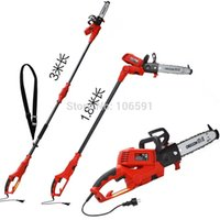 Wholesale 900W multifunction electric high sticks saws high sticks electric pole chain saws altitude rotary adjustable angle pruning saws