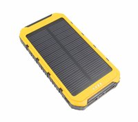 battery charger manufacturers - charger manufacturer Portable mAh Solar Power Bank Dual USB Solar Panel Battery Charger for all phone