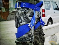 climbing harness - Rock climbing equipment downhill belt outdoor climbing harness free shiping