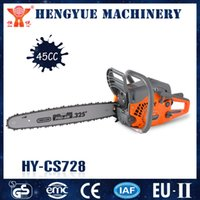 chainsaw - Anti Slip Garden Chainsaw CE Certification Gas Chainsaw Brand New Low Proce Chainsaw for Sale CS728