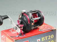 Wholesale Promotion X Huihuang BB BT20 conventional Trolling Fishing tackle Bait Casting Boat Fishing Reels Salt Water Reel