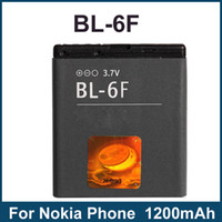 Cheap Brand New BL-6F Battery For Nokia N78 N79 N95 Cellular Battery