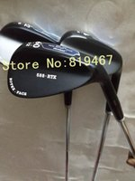 Wholesale golf clubs black silver RTX wedges degree with steel shaft right hand