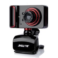 Wholesale 2014 new cheap USB HD Webcam Video Web Cam Camera MP Megapixel with microphone PC Laptop desktop HD