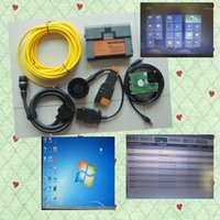 bmw - 2014 New for BMW ICOM A2 B C Diagnostic Programming Tool with GB HDD Software ICOM A2 support Win7 system with Mulit Languages