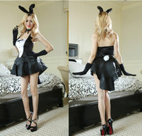 maid costume - Clubwear zentai cat costume onesies rabbit sexy costumes for women sexy nightwear uniform langerie sexy maid cosplay costumes fancy dress