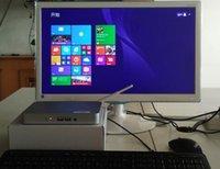 Wholesale PIPO X7S TV Box Windows Android Mini Smart TV Box With G G Intel F Quad Core