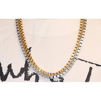 bead boxers - 3 meter link box Chain boxer hip hop mesh hollow Loop Necklace choker ckunky jewelry making finding composant bijoux boite collier