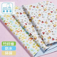 Wholesale Cotton Baby Nappy Changing Baby Changing Mat Urine Pad Baby Mat Baby Changing Pad
