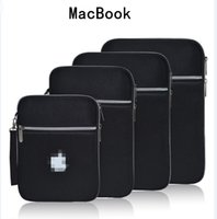 Wholesale Beautiful fashion featherweight waterproof laptop sleeve bag cases and easy care for Apple laptop macBook Air Pro Ipad