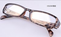 Wholesale DHL Free New Dragon Anti radiation Computer Mirror Glass Frame Spectacle Frame Computer Goggles for Men and Women Fashion