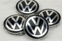 Cheap [Fast shipping]good quality car tunning 4pcs 75mm vw badge wheel center caps for mercedes part no. 1714000025