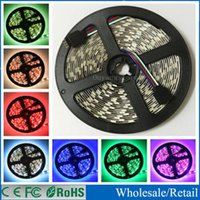 affordable goods - Super Affordable M RGB LED Strip SMD LED M Flexible Non Waterproof LED White Blue Green Yellow Red in good quality