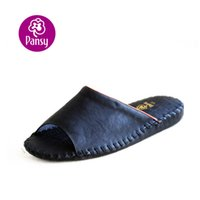 massage slippers - Pansy Comfort Shoes Massage Indoor Slippers For Man