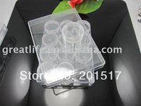Wholesale Hinestones Square Storage Box A Must for nail Art x12x5cm Size Large High Quality And Durable Tools For Nail Art