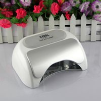 uv led nail lamp - New k w led nail lamp uv gel nail curing lamp light dryer for nail dry