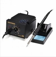 Wholesale High Quality Copy Model V US Plug V EU Plug HAKKO Soldering Station Kit by DHL