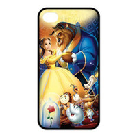 beauty beast cover - Mystic Zone Beauty and The Beast Hard Plastic Mobile Protective Phone Case Cover For IPhone S S