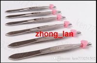 Wholesale nose cleaner eyebrow clip light His eyebrows pick even mouth tongue forceps eyebrow clamp nose pull a jealous beauty makeup tools ecigs tool