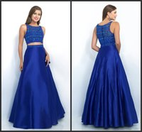 amethyst pictures - 2015 Blush Prom Dresses Formal Evening Gowns KR Amethyst Jewel Neckline Beaded Beading Ball Gown Party Pageant Dress Floor Length