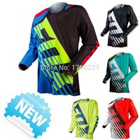 airline t shirts - 2015 New Pro team GP Mountain Bike Motocross Jersey Motorcycle BMX DH MTB T Shirt Clothes long sleeve Airline cycling jersey