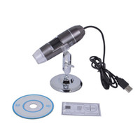 Wholesale 20x x MP LED Light USB Mini Digital Microscope Endoscope Magnifier Video Mini Digital Microscope