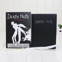 Halloween anime notebook - Japan Anime Death Note Fashion Cosplay Notebook Gift Toy Toys