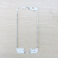Wholesale High Quality For iphone s c plus Middle Frame Bezel Frame Bracket Housing with cold Glue Replacement